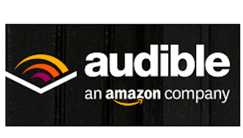$10 Audible Audiobooks Voucher