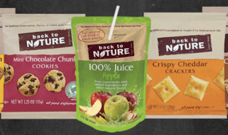 Win a Back to Nature Product Coupon (1,000 Winners)