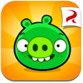 App Download: Bad Piggies from iTunes