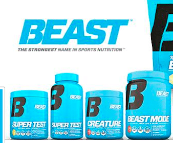 Beast Sports Nutrition Sample