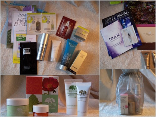 Win 1 of 5 FREE Beauty Bags on us for August 2013!