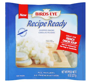 Birds Eye Recipe Ready at Walmart