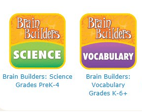 Brain Builders Educational Game ($39.99 Value!)