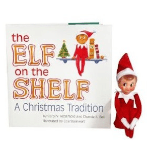 Elf on the Shelf Storybook and Classroom Elf for K5 Teachers (First 5,000!)