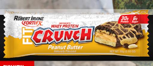 Fit Crunch Bar Sample