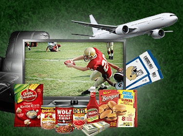 Hungry for Football Every Day Sweeps & Instant Win Game: Win Outdoor Grill, Slow Cooker, Gift Card + More