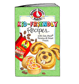 Gooseberry Patch Kid-Friendly Recipes Booklet