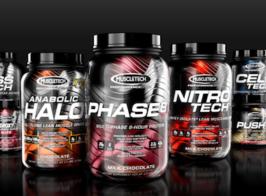 MuscleTech Weight Lifting Supplement Sample