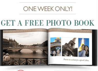 Photo Book from MyPublisher for New Customers