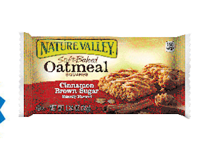 Nature Valley Soft Baked Oatmeal Squares Sample (1st 10,000 Live Better America Members!)