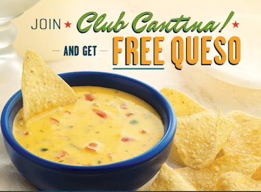 Queso at On The Border