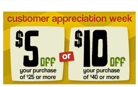 Pier 1 Coupon Code: Save $5 off $25 or $10 off $40