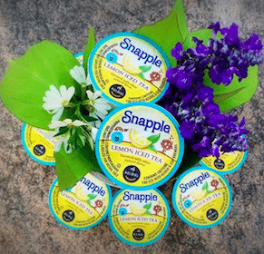 Snapple Brew Over Ice K-Cup Sample Pack