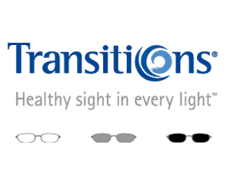 Transitions Lenses Trial Decals