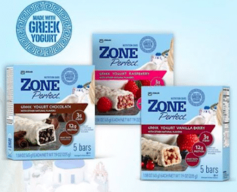 ZonePerfect Greek Yogurt Bar (Coupon)