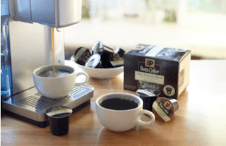 2 Peet's Coffee K-Cup Samples