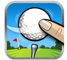 Android App: Flick Golf