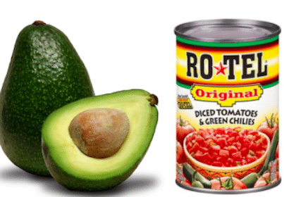 Can of Rotel With Purchase of 3 Avocados (Up to $1.49 Value!) Coupon
