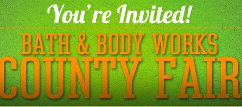 Gift at Bath & Body Works on September 21
