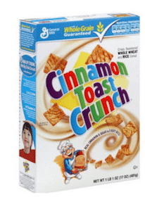 High Value $1/1 Cinnamon Toast Crunch or Cheerios Cereal Coupon