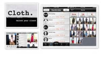 closet organization apps