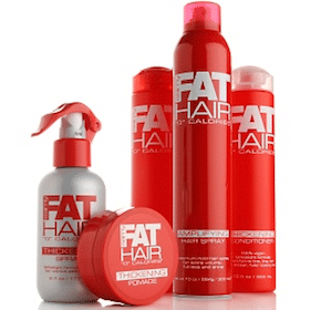Full Sized Samy Fat Hair Product
