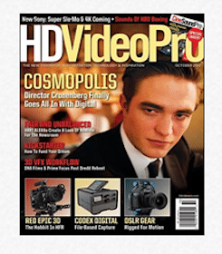 Subscription to HDVideoPro