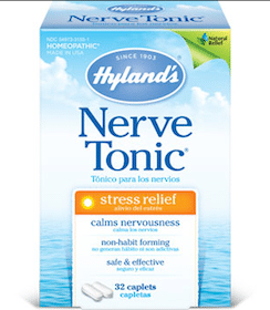 Hylands Nerve Tonic on Wednesday 9/18