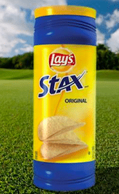 LAY'S STAX Crisps Coupon on Thursdays