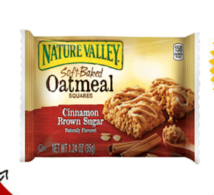 Nature Valley Soft Baked Oatmeal Squares Sample (1st 10,000 Betty Crocker Members!)
