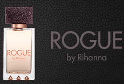 Sample of ROGUE Fragrance by Rihanna