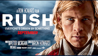 Advanced Screening of Rush (Select Cities)