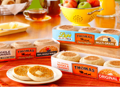 Save $0.50/1 ANY Thomas Product Coupon