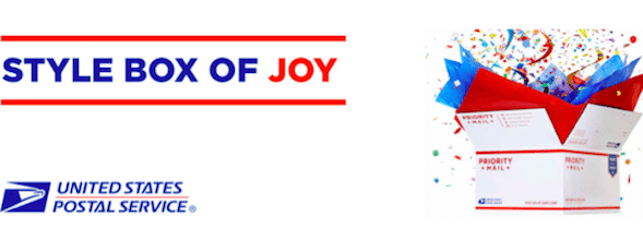 USPS Style Box of Joy: LIVE Tonight at 12:01 am EST (1st 5,000!)