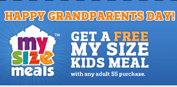 White Castle Coupon: FREE Kids Meal with ANY $5 Purchase