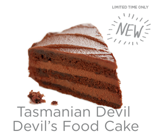 Yogurtland Coupon: FREE Devil's Food Cake