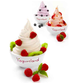 Yogurtland Coupon: FREE First 5 Ounces of Yogurt (Today Only!)