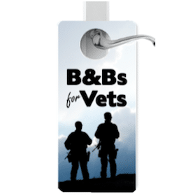 FREE Night's Stay at Inn or B&B for Veterans on 11/11 (Make Reservations NOW!)