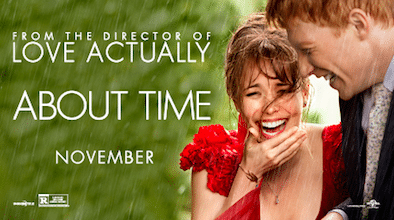 Advanced Screening of the New Movie About Time (New Offer)