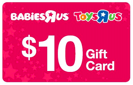 $10 Gift Card at Babies R Us 'Baby's First Christmas' Event