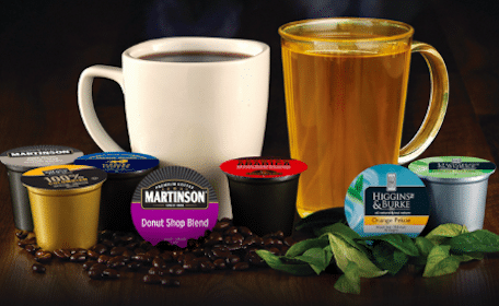 Martinson RealCup K-Cup Samples (Makes 3 Cups!)