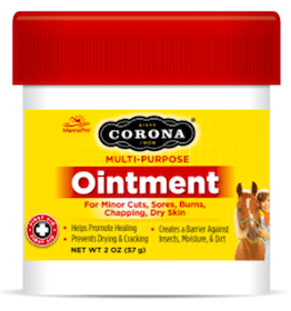 Corona Equine Ointment Sample