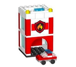 Pottery Barn Event: Kids Mini Firehouse Build (Reserve Spot Now!)