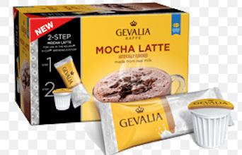 Gevalia Mocha Latte sample