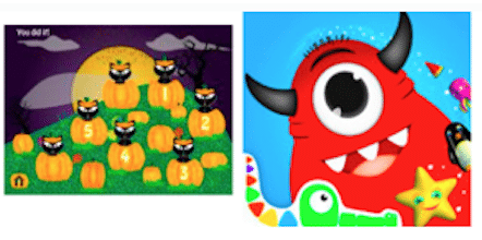 10 Halloween Apps for iTunes from SmartAppsforKids