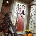 8 Easy Halloween Door Decoration Ideas