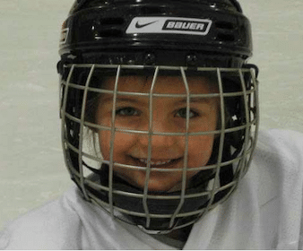 Hockey for Kids on November 2