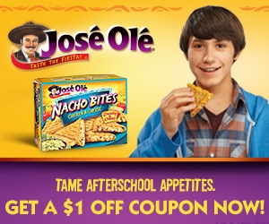 Free José Olé Nacho Bites Coupon