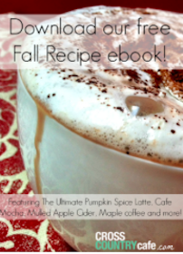 K-Cup Fall Recipes eBook Featuring the Ultimate Pumpkin Spice Latte, Mulled Apple Cider, + More!