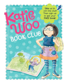 Join the Katie Woo Book Club & Get a Book